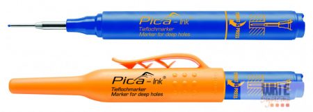 Pica Ink mély-lyuk marker, kék, 1 darab