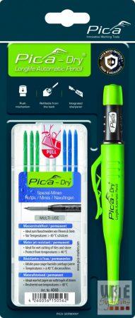 Pica Dry jelölőmarker 1 db /1 db 4040 utántöltő hegy / vegyes színek / blister csomag