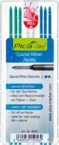 PICA-DRY® jelölőmarker betét, vízálló, vegyes színek, 1 csomag