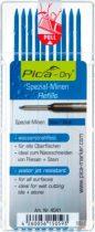 PICA-DRY® jelölőmarker betét, vízálló, kék, 1 csomag
