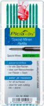 Pica Dry jelölőmarker betét, vízálló, zöld, 1 csomag