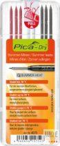 """Pica Dry jelölőmarker betét, """"nyári színek"""", 1 csomag"""